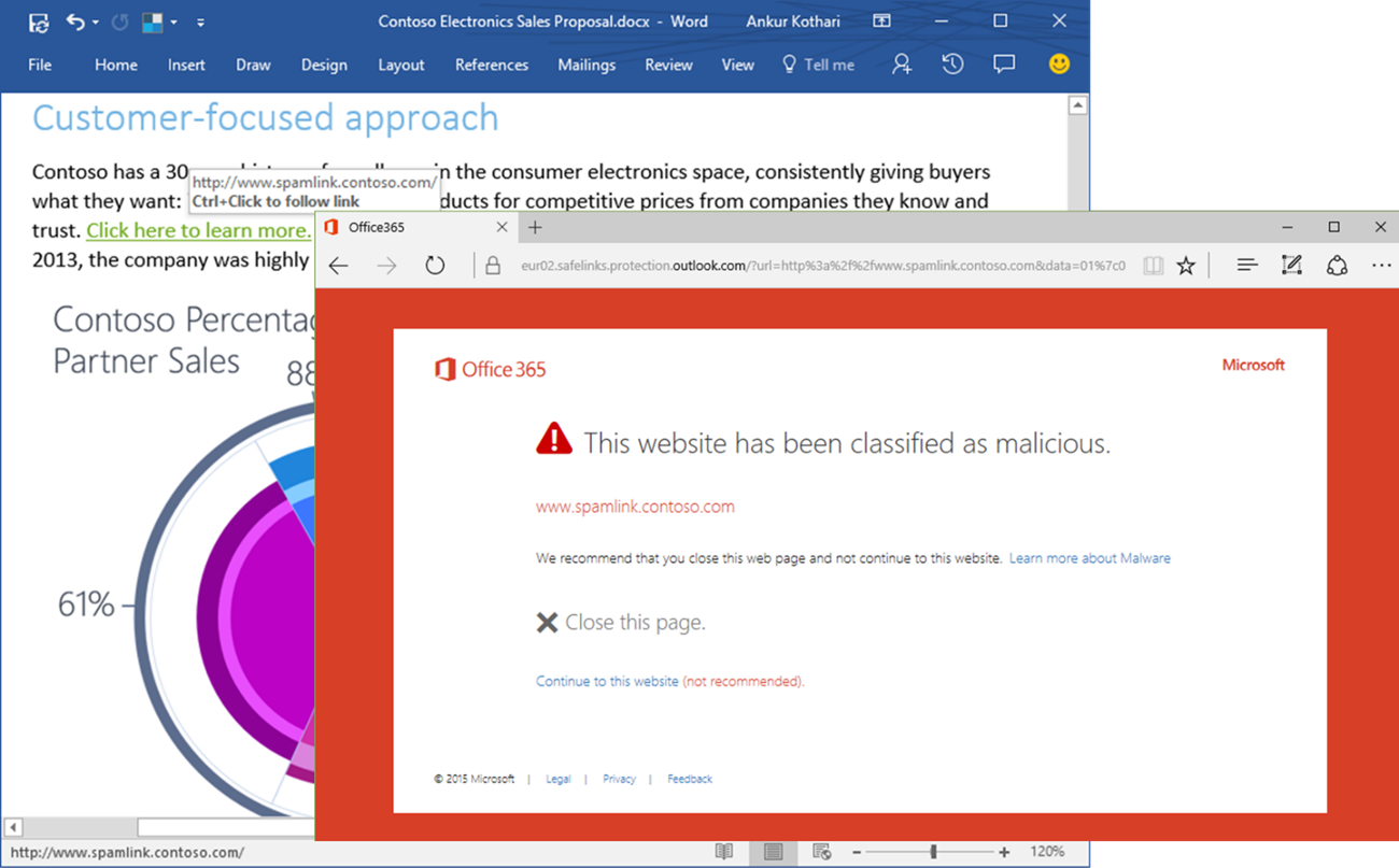 Office 365 Outlook Online Advanced Threat Protection - K²