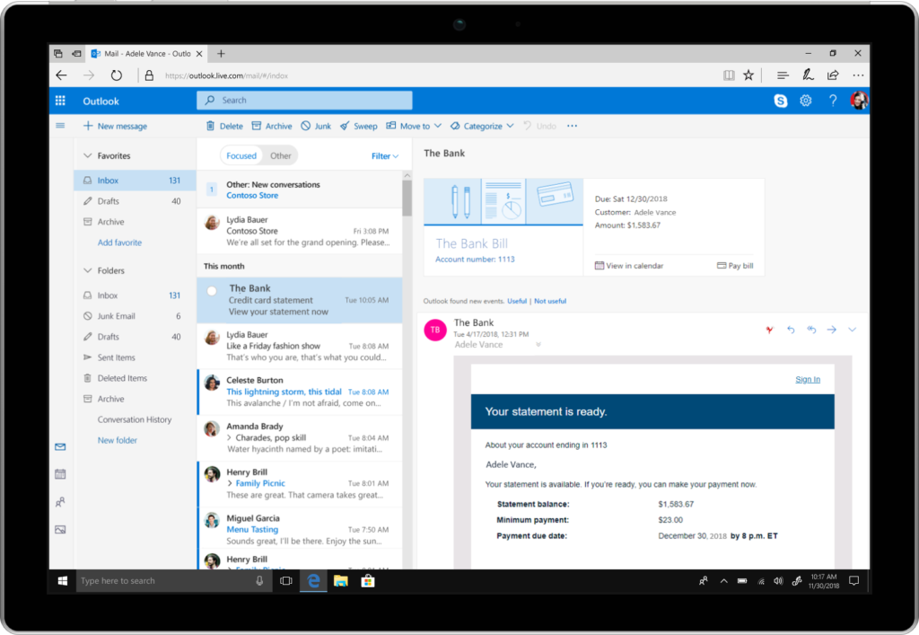 What Are The New Changes in Microsoft Outlook?