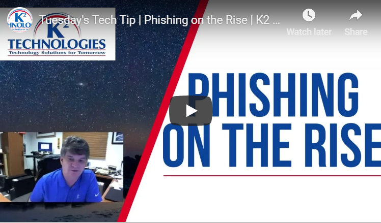 Phishing Expeditions Are on the Rise